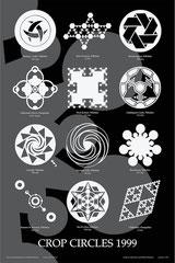 1999 Poster Crop Circles