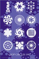 1997 Poster Crop Circles