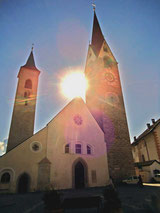 Kirche in Lorenzen