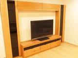 壁面テレビボード
