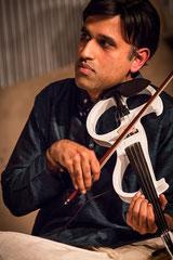 Chandan Rangarajan(Violin)