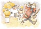 SPIELMANN MICHEL!!!!! Hier geht´s ins Mittelalter. Sang und Tanz aus alten Zeiten!