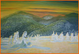 """Winter"" 60 / 40 cm. 2013"