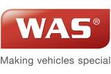 Logo WAS - Wietmarscher Ambulanz- und Sonderfahrzeug GmbH