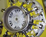 FSW-Maschine für Alu-Felgen und Räder