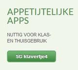 Appetijtelijke apps 1 (kleuters)