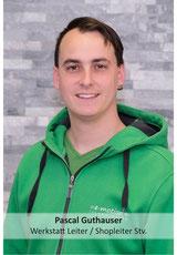Pascal Guthauser S-Pedelec Pendler aus der e-motion e-Bike Welt Dietikon