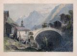 Scene in the Valley of St.Nicolas