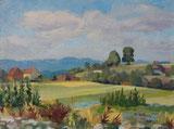 Landschaft im Oberaargau