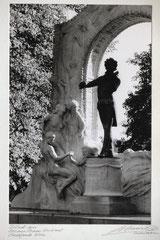 Nr.3560 Detail J.Strauss Denkmal Wien