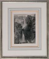 Upper Cascade of the Reichenbach