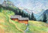 Alphütten im Schächental, Uri