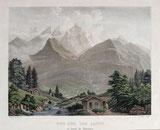 Alpen bei MEIRINGEN