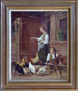 Hühnermarei