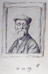 Selbstportrait 1939