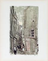 Rue Des Halles, Paris