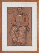 Alter Mann, Florenz,1906