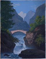 Säumer Brücke (Grimsel?)