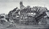 Aarau, vor dem Haldentor