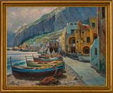 Fischerdorf auf Malta