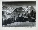 Fiescherhorn-Eiger