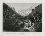 Der Roseg Gletscher
