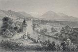 Nr.1955;  Thun um 1833