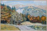 Herbstwald ob Brienz