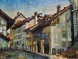 Alte Mattenenge in Bern