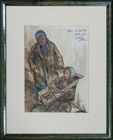 """""""Babuschka"""" in Kiew  Anno1977"""