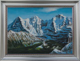 Eiger, Mönch Jungfrau
