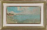 Camargue (Stimmungsbild mit Booten)