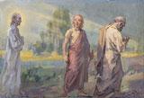 Biblische Szene