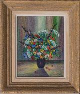 Feldblumen in Vase