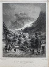 Dorf Grindelwald