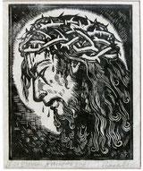 Jesus mit Dornenkrone