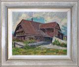 Emmentaler Bauernhaus