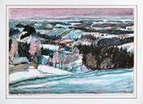 Winterlandschaft Emmental