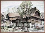 Haus Ostermundigen im FLM Ballenberg