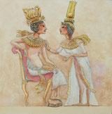 Pharaonenpaar