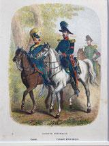 Nr.1954; Schweizer Oberst im Regimentsstab