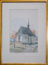 Kapelle Bad Bonn, Düdingen