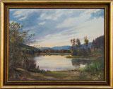 Moorsee-Landschaft
