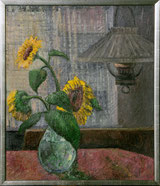 Sonnenblumen Stilleben