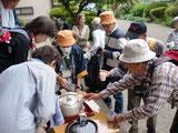 常鑑寺で甘茶をいただきました