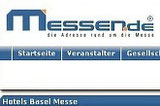 Messe Basel, Termine