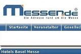 Messe Basel, Termine