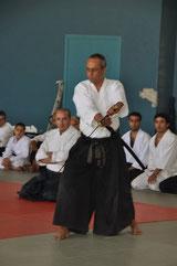 Passage de grade shodan Iaido 2013