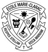Logo École Marie-Clarac (Montréal, Québec)