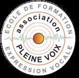 logo pleine voix